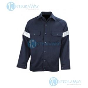 Metal Splash Winter Jacket Clover Ser45N80