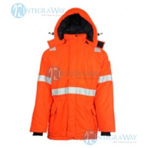 Изолирующая антистатическая куртка (модакрил, хлопок) Clover Ser45N50