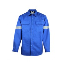 Flame and Static Resistant Cotton Shirt FalkPit M1524