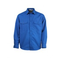 Modacrylic Cotton Flame and Static Resistant Shirt AlBert ML13460