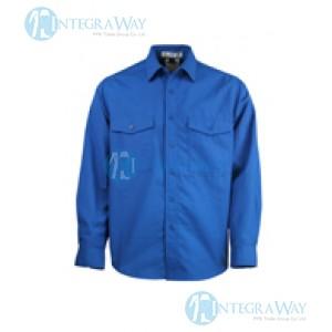 Modacrylic Cotton Flame and Static Resistant Shirt AlBert ML13460